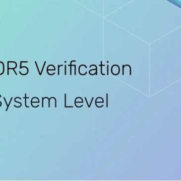 Boost LPDDR5 Verification   from IP to System Level