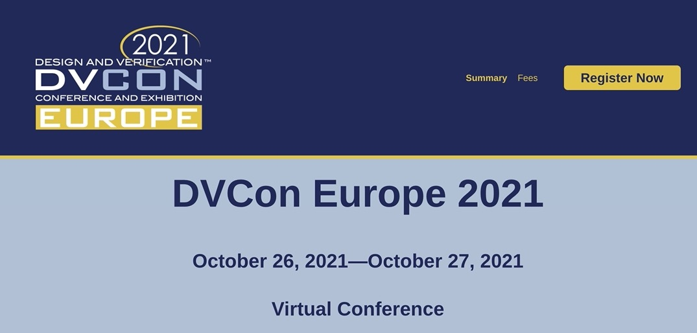 DVCon Europe 2021