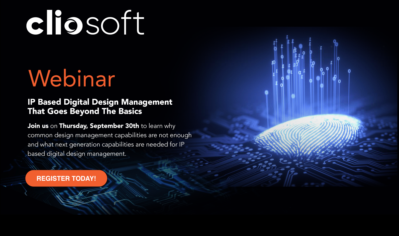 IP based digital design management that goes beyond the basics