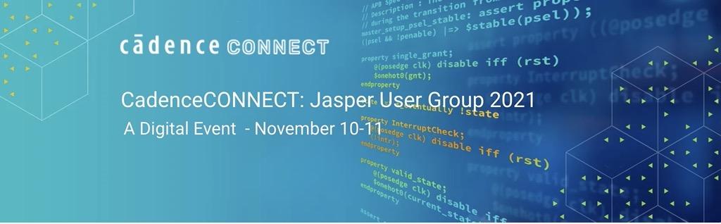Jasper User Group 2021