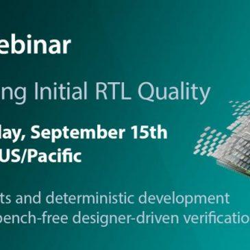 Improving Initial RTL Quality