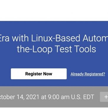Entering a New Era with Linux-Based Automotive Software-in-the-Loop Test Tools