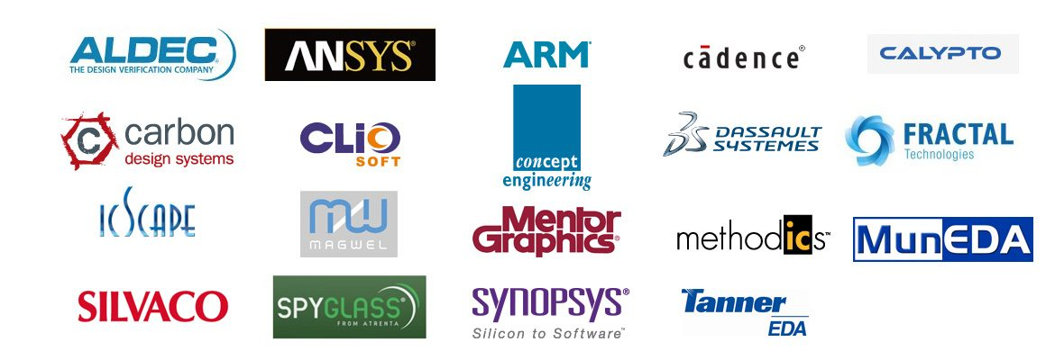Daniel Payne has blogged about these companies